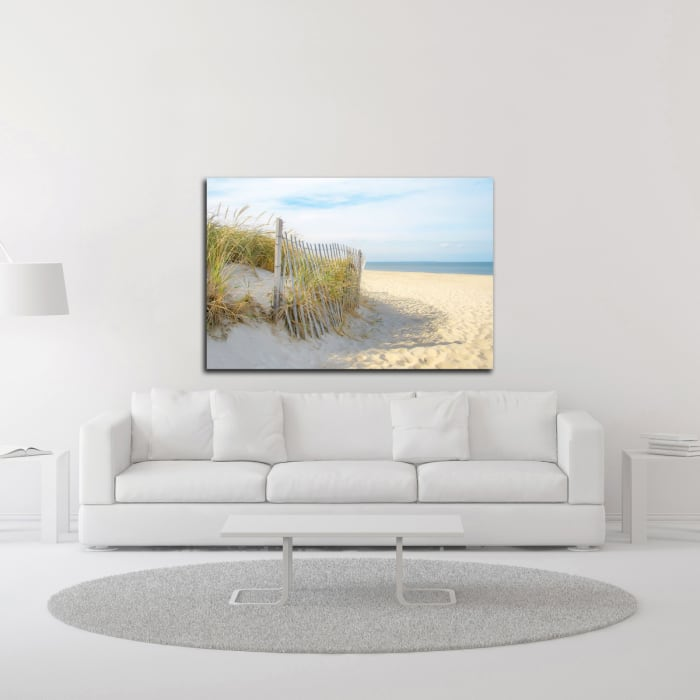 Sandy Neck by Brooke T. Ryan Wrapped Canvas Wall Art