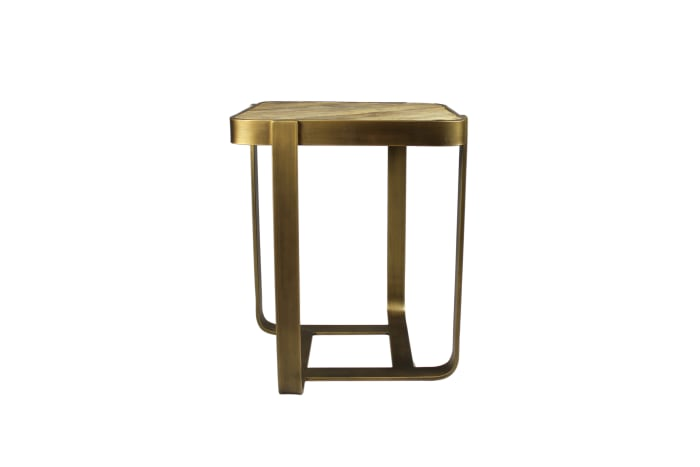 Amos Square Side Table