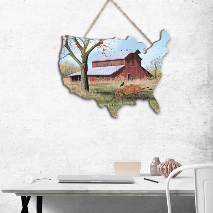 Summers End by Billy Jacobs Wall Decor