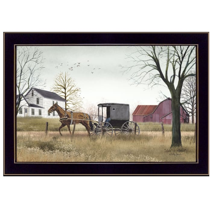 Goin' to Market By Billy Jacobs Printed Wall Art
