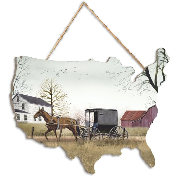 Goin to Market by Billy Jacobs Wall Decor