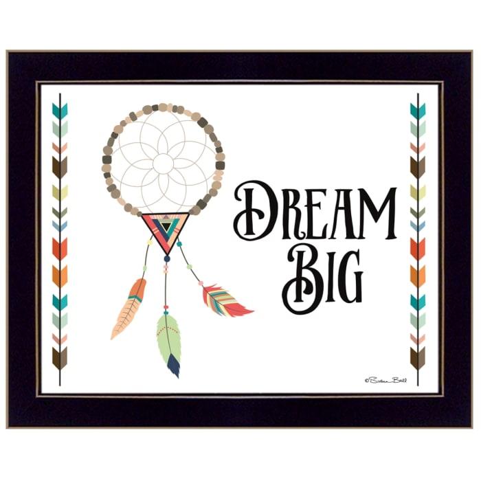 Dream Big By Susan Boyer Framed Wall Art