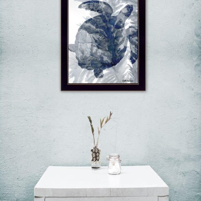 Ocean Collection 3 By Stellar Design Studio Framed Wall Art