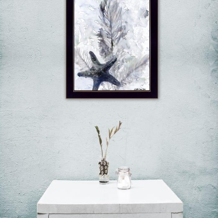 Ocean Collection 4 By Stellar Design Studio Framed Wall Art