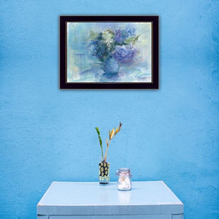 Bouquet By Tracy Owen Framed Wall Art