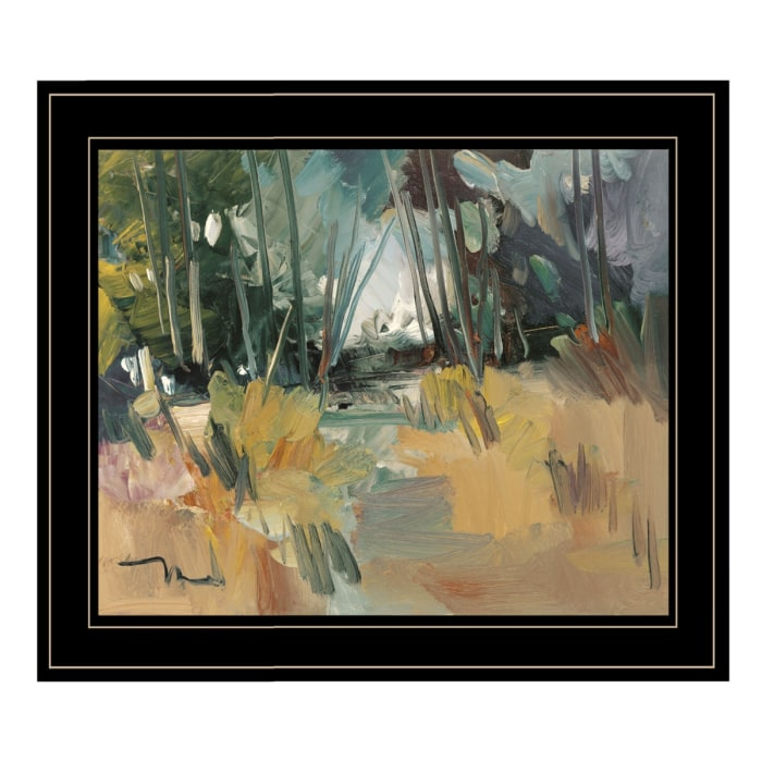 A New Day By Jose Trujillo Framed Print