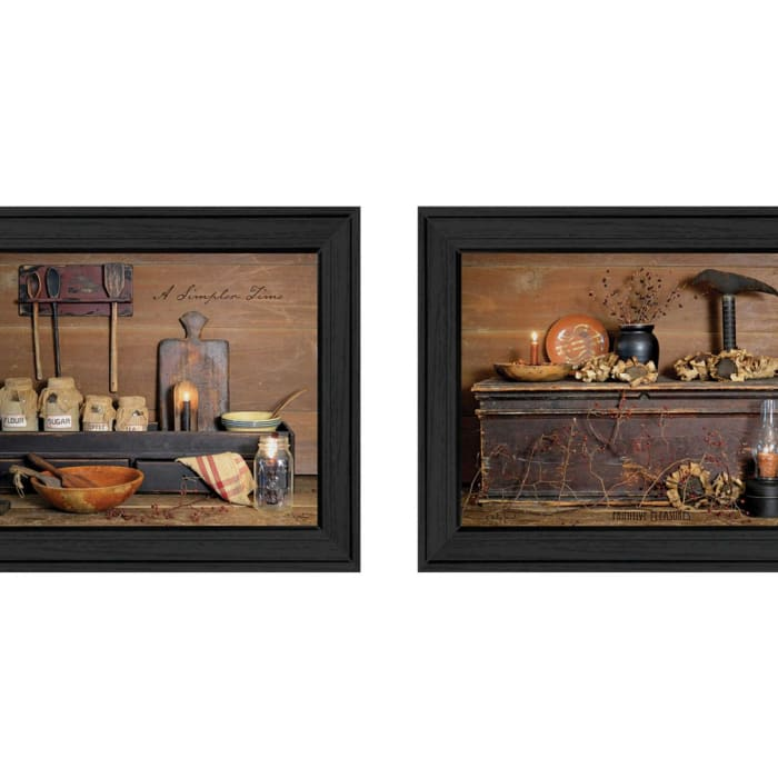 Rustic Collection By Billy Jacobs Framed Wall Art