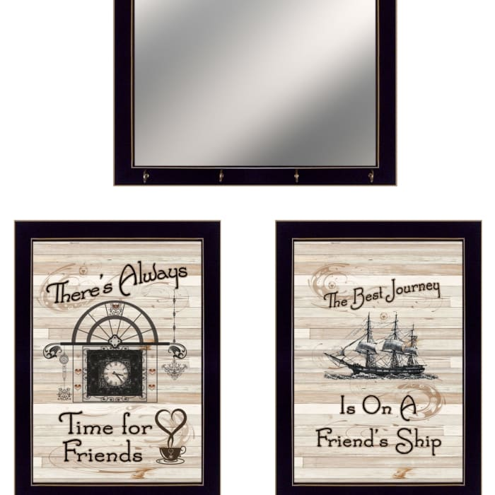 Friendship Journey Framed Wall Art