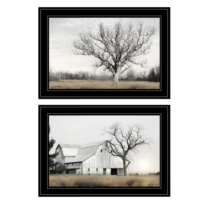 Ohio Fields I 2-Piece Vignette by Lori Deiter Framed Wall Art