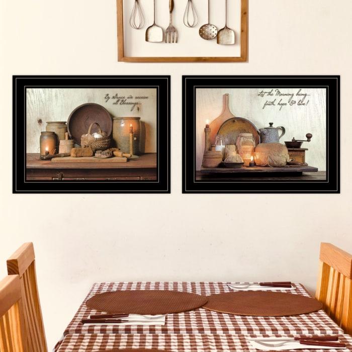 By Grace By Susie Boyer Framed Wall Art