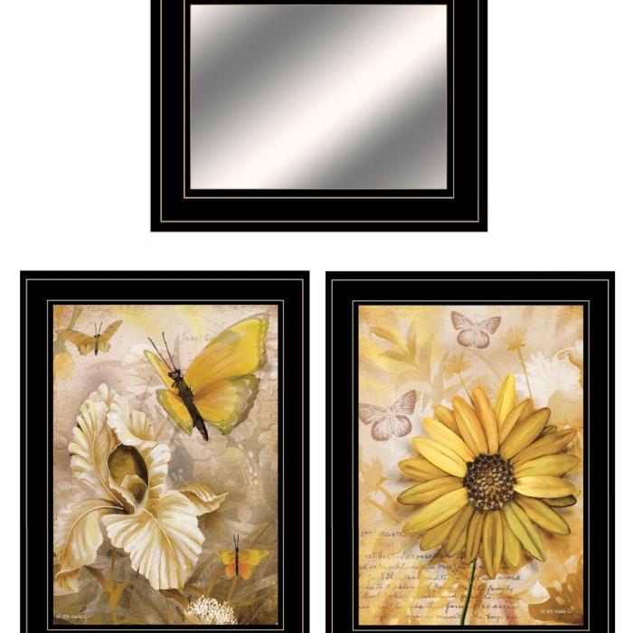 Butterflies By Ed Wargo Framed Wall Art