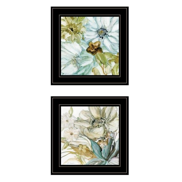 Sea Glass By JG Studios Framed Wall Art