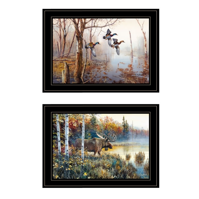 Master of His Domain Collection By Jim Hansen Framed Wall Art