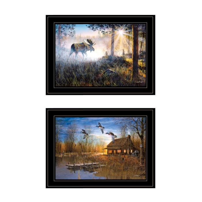 Passing Through Collection By Jim Hansen Framed Wall Art
