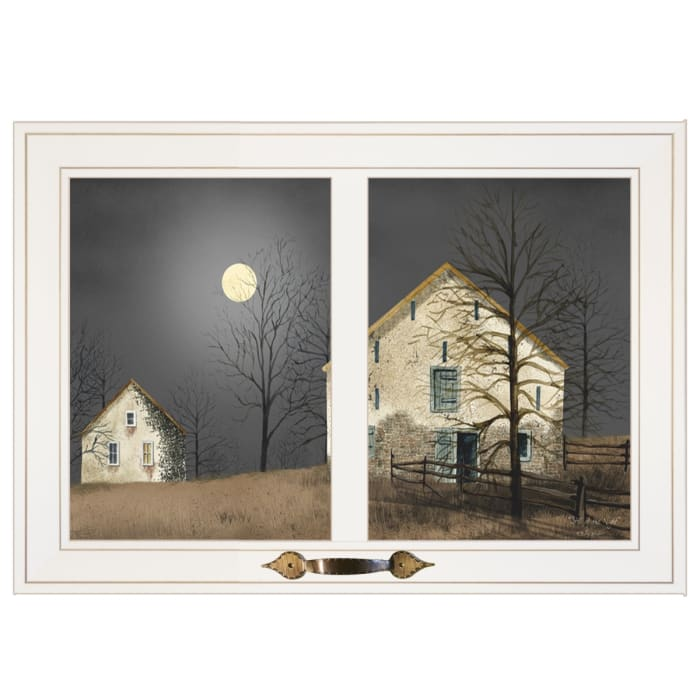 Still of the Night by Billy Jacobs Framed Wall Art