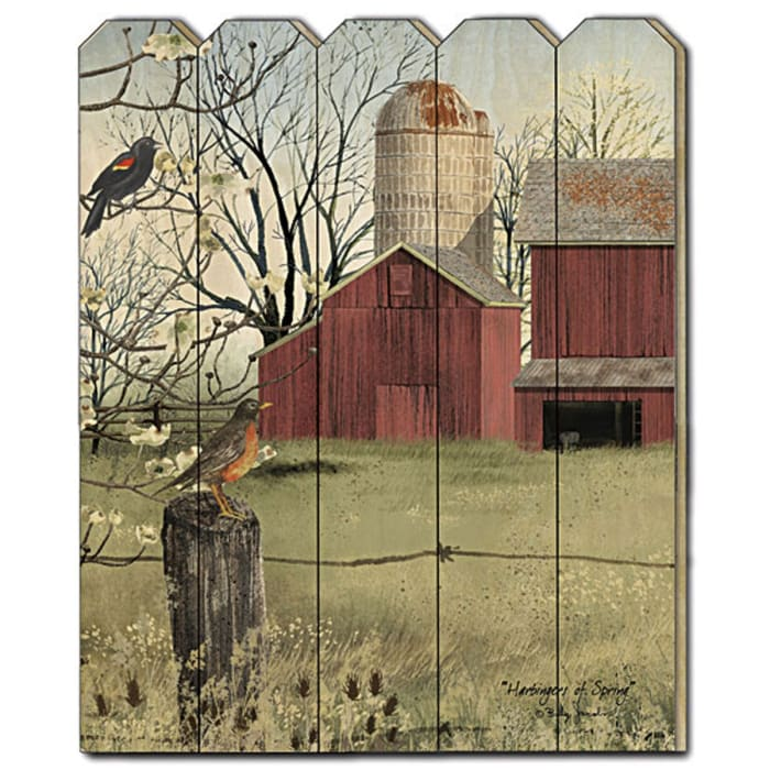 Harbingers of Spring by Billy Jacobs Wall Decor