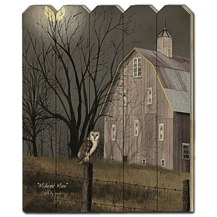 Midnight Moon by Billy Jacobs Wall Decor