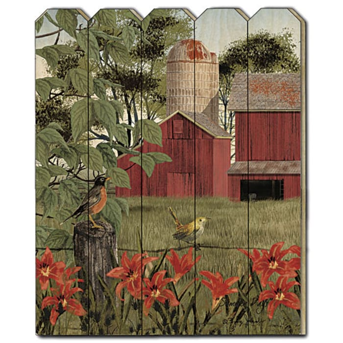 Summer Days by Billy Jacobs Wall Decor