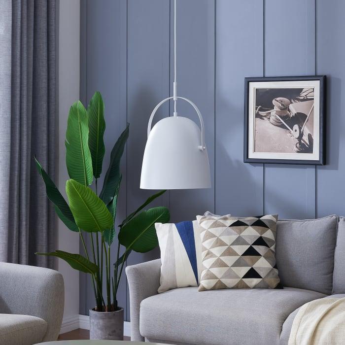 Edmond White Pendant Lamp