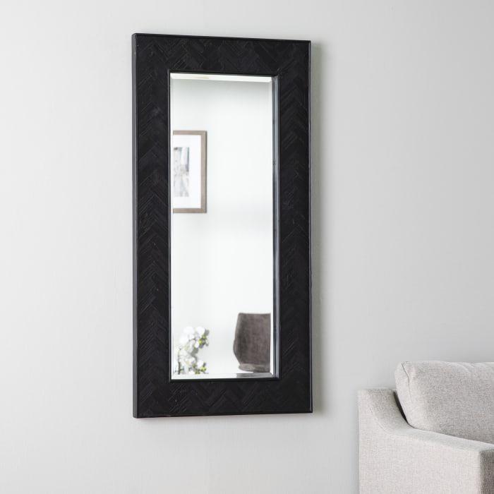Sanford  Reclaimed Wood Mirror