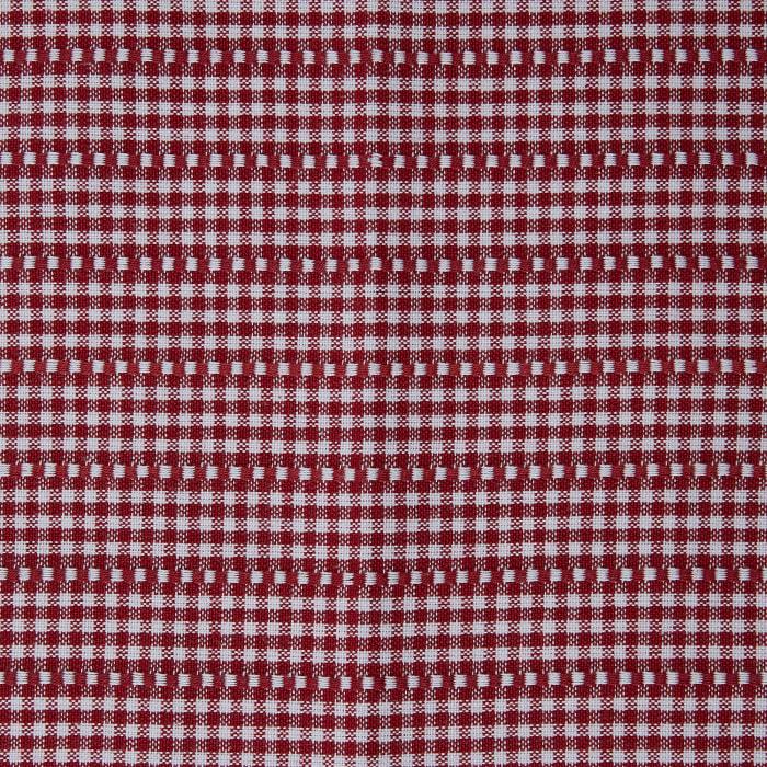 Barn Red Farmhouse Woven Dishtowel (Set of 5)