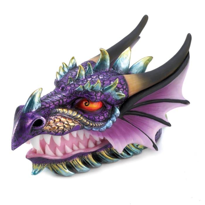 Dragon Head Treasure Box