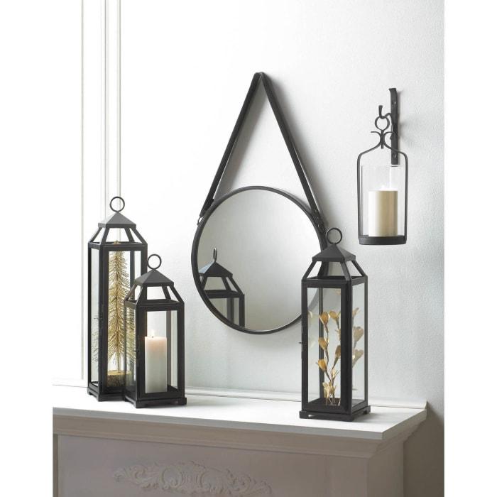 Medium Lean & Sleek Candle Lantern