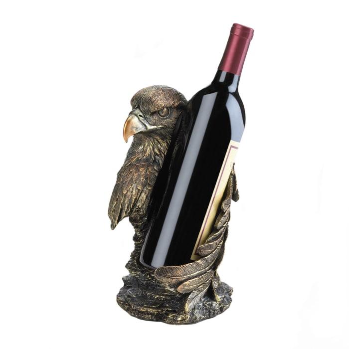 Patriotic Eagle Wine Bottle Holder