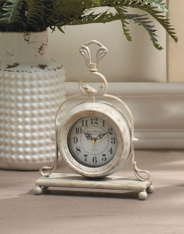 Vintage Tabletop Clock