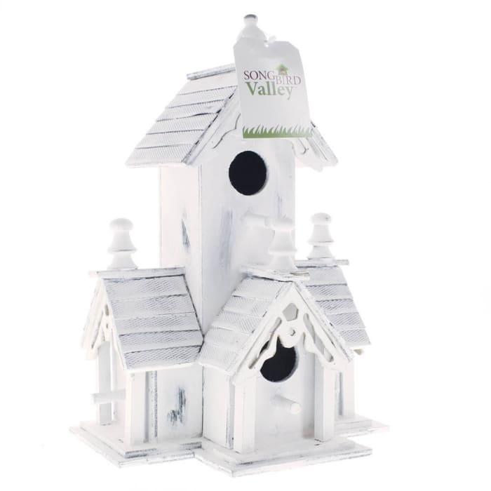 Elegant Victorian Birdhouse