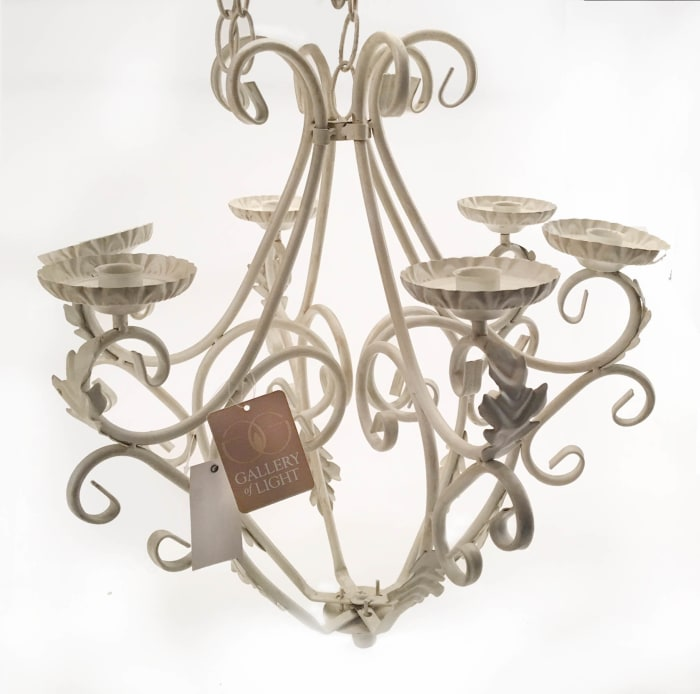 Royalty's Candle Chandelier
