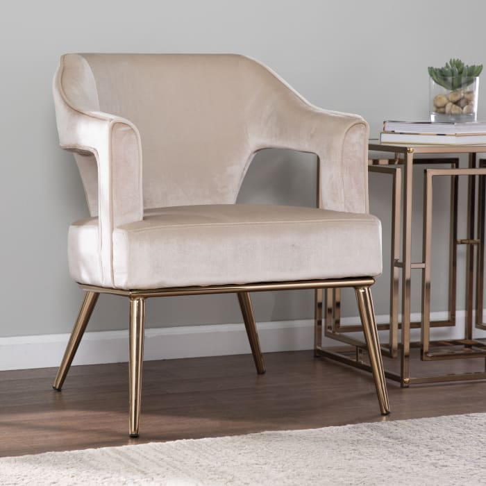 Bedford Upholstered Accent Chair