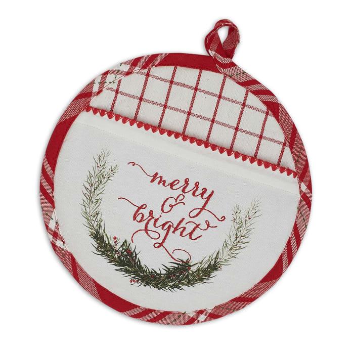 Merry & Bright Potholder Gift Set