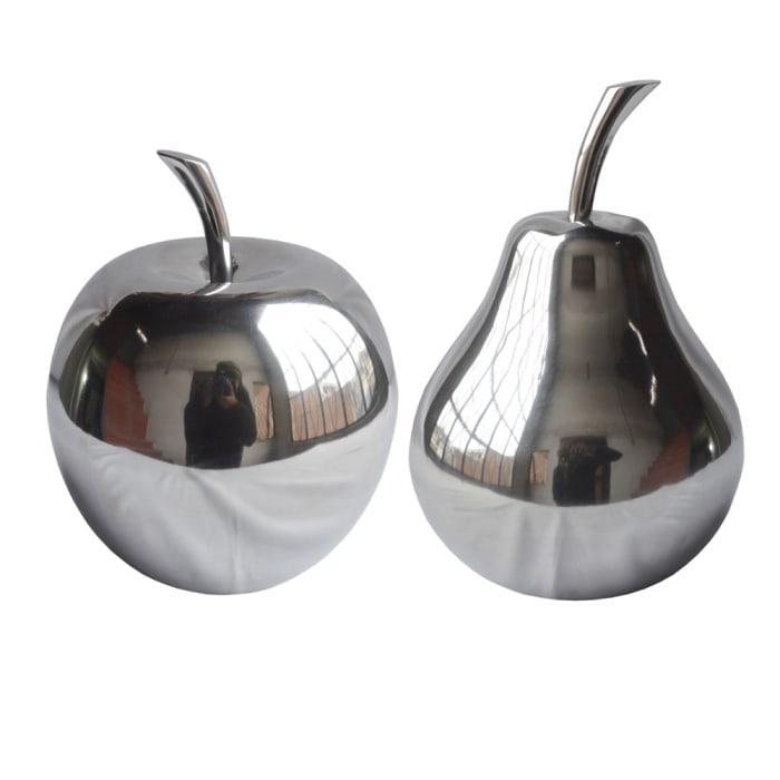 Buffed & Polished Pear