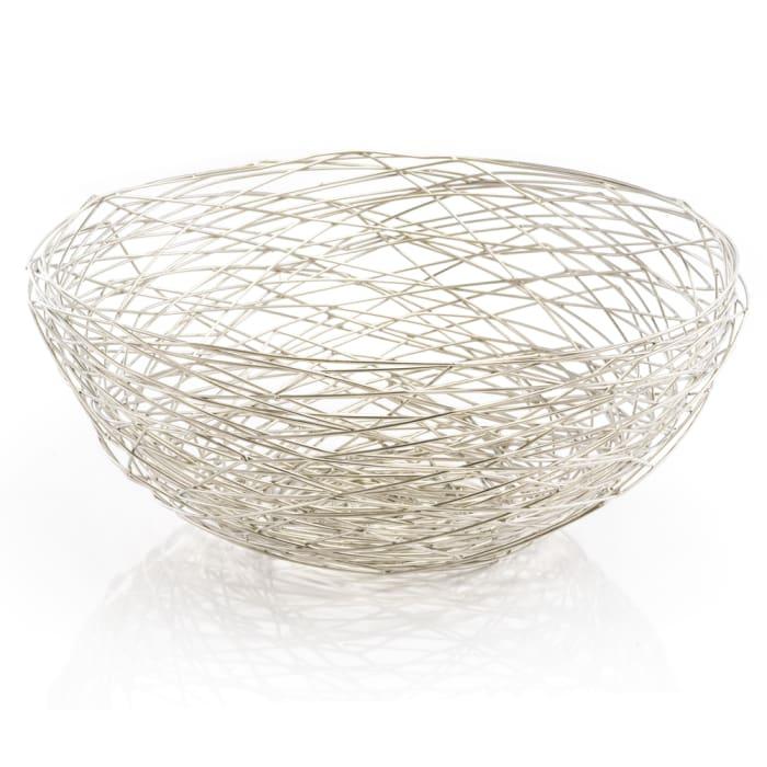 Silver Wire Bowl
