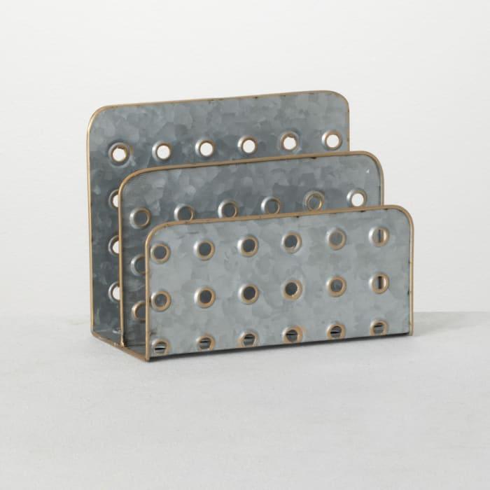 Upright Iron File Holder Divider