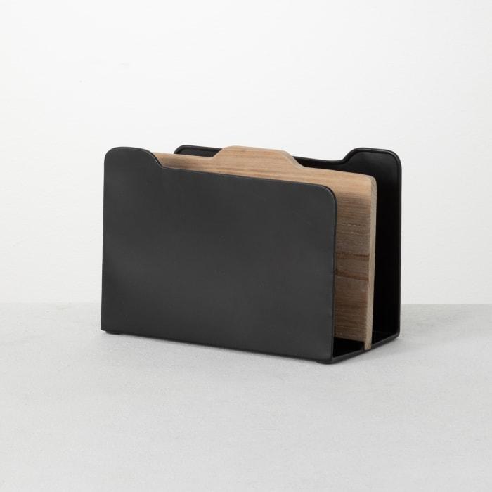 File Holder and Storage Organizer