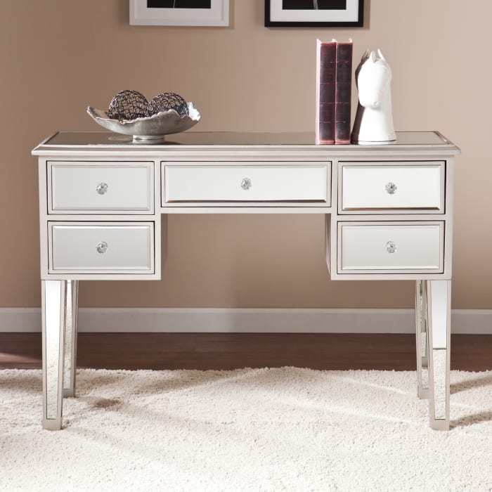 Montage Mirrored Console Table