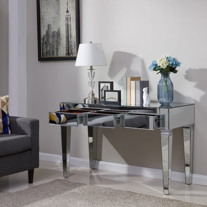 Pickering Mirrored Desk