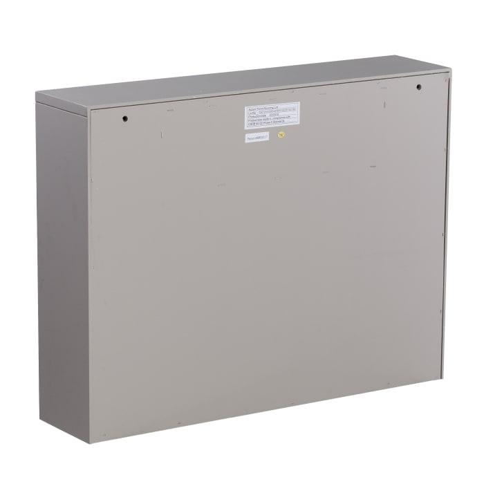Compact Laptop Desk Gray
