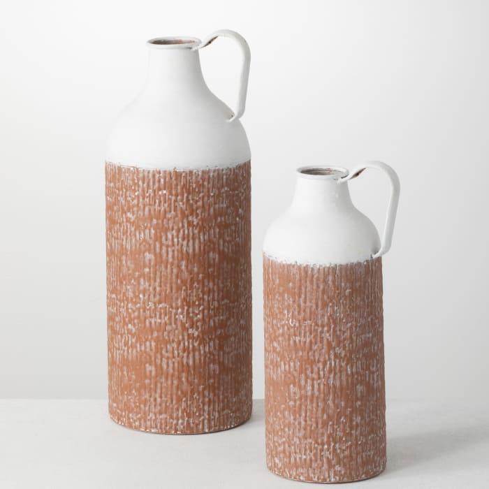 Tall Jar Set of 2