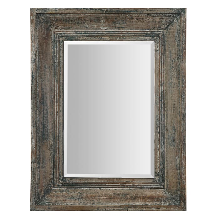 Patina Frame Wall Mirror