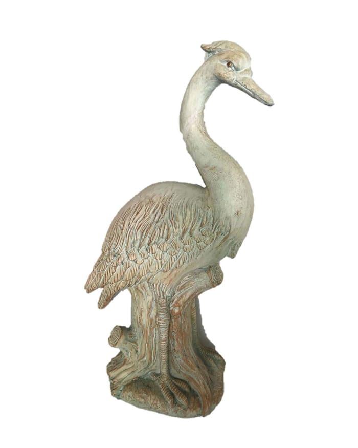 Heron Outdoor Sculpture