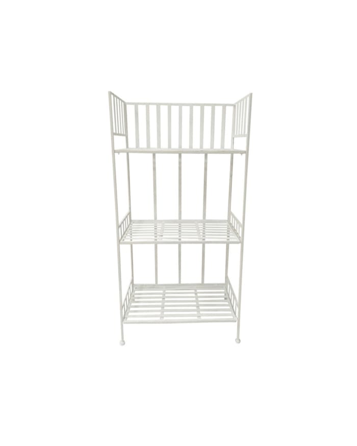 Iron Wide 3 Tier Shelf