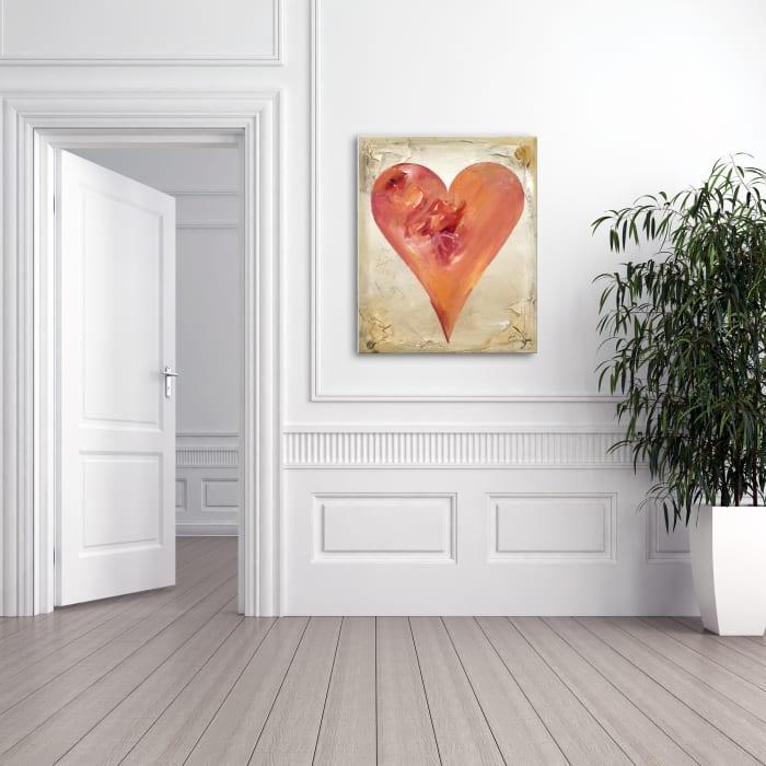 Kayle Canvas Wall Art