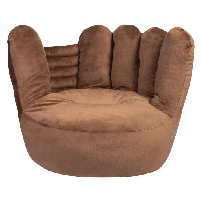 Children's Plush Glove Character Chair