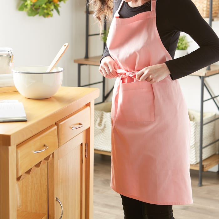 Pink Sorbet Chino Chef Apron