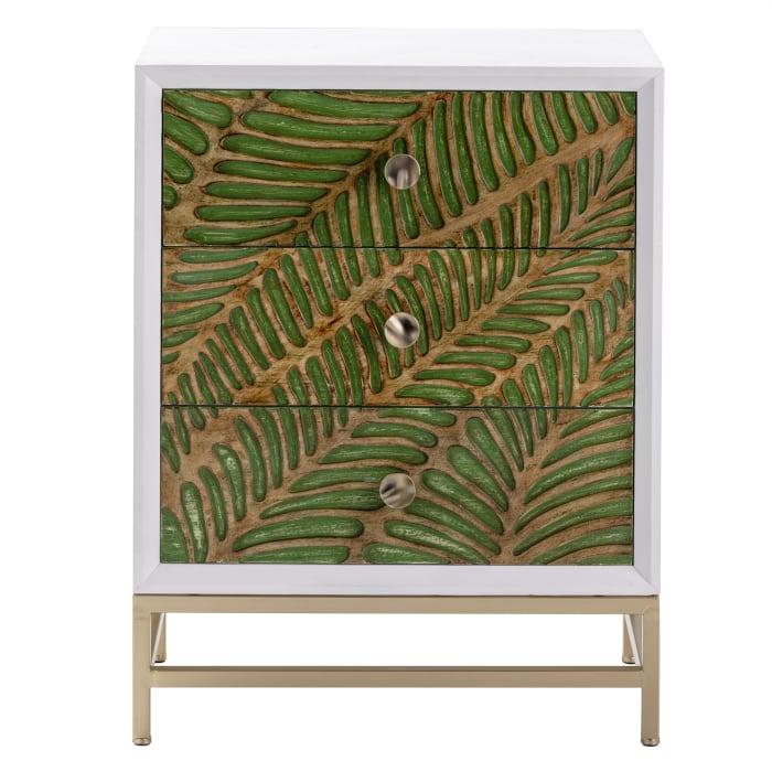 Bimini Green Tropical Chest