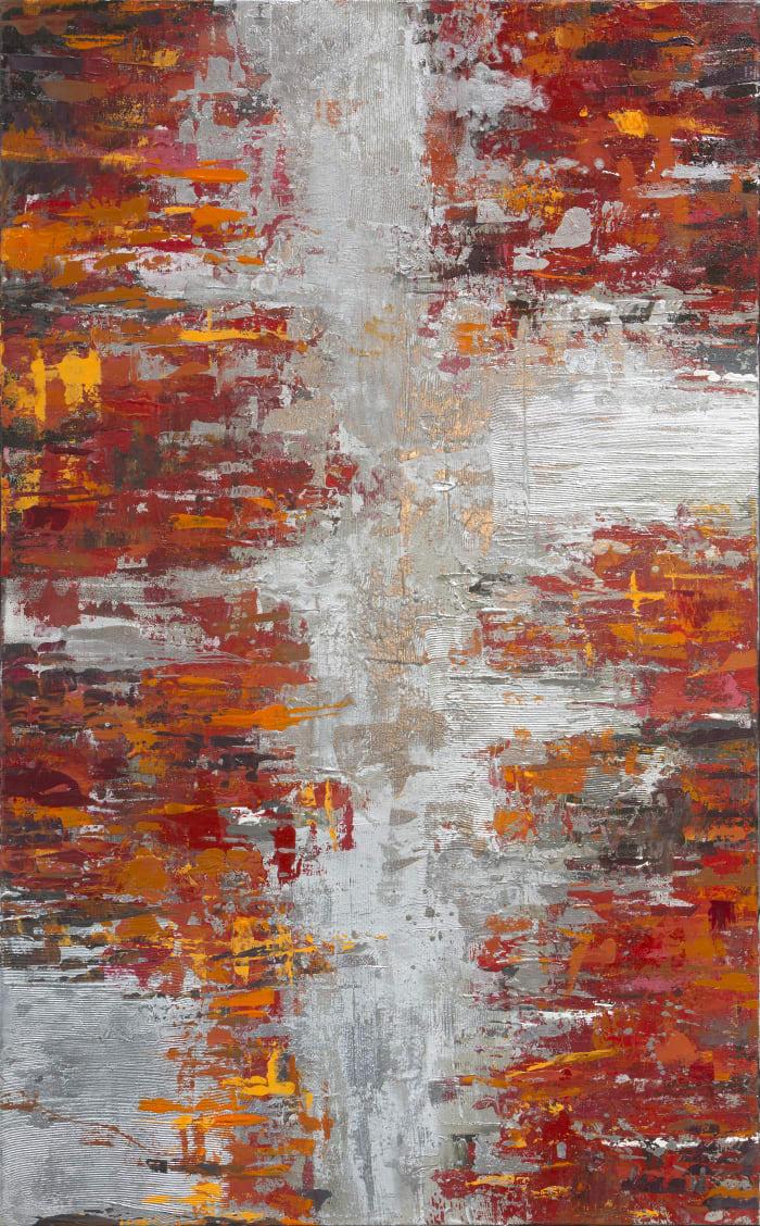 Verge Framed Canvas Wall Art
