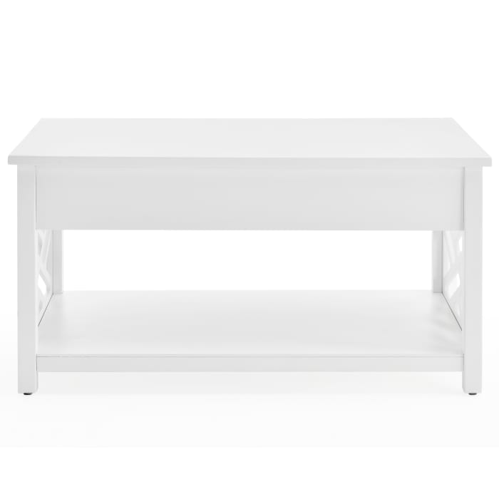 Coventry Wood with 1 Drawer Coffee Table